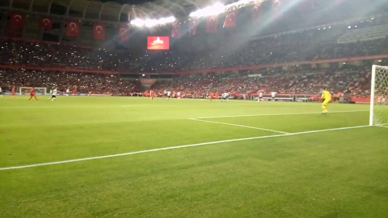 Türkiye - Fransa İkinci Gol #GolGeliyorGolGeliyor