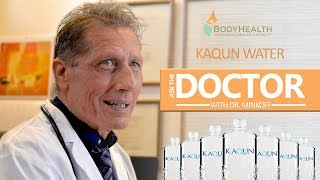 Oxygenated Water | Kaqun Water Possibly Benefits High Blood Pressure