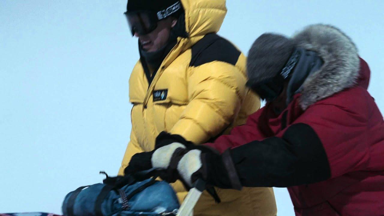 Antarctica Gefangen Im Eis Trailer