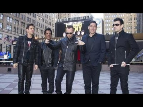"""New Kids On The Block perform """"Boys In The Band"""" Live in Concert GMA 2019 HD 1080p NKOTB"""