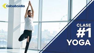 Clases de Yoga | Compartiendo Bienestar con Colsubsidio