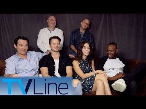 Timeless Interview | Comic-Con 2017 | TVLine
