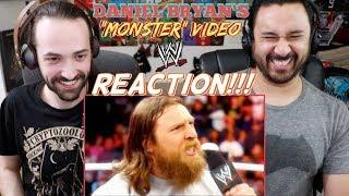 """DANIEL BRYAN's """"Monster"""" Video - REACTION!!!"""