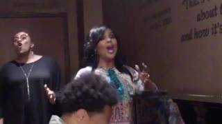 CeCe Winans - Why Me,Lord | Backstage @ Grand Ole Opry |