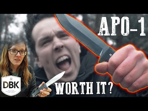 SURVIVAL LILLY'S APO 1 K.N.I.F.E! Worth Your Money?