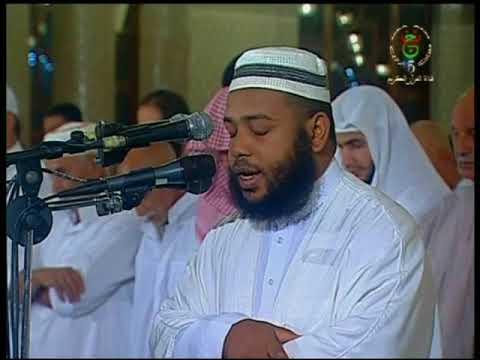 Sourate Al-Qalam - Abdul Muttalib ibn 'Achoura, taraweeh 2015 (avec sous-titres)