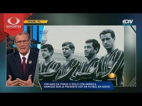 ¿Por qué Enrique Borja pasó de Pumas al América? | Televisa Deportes
