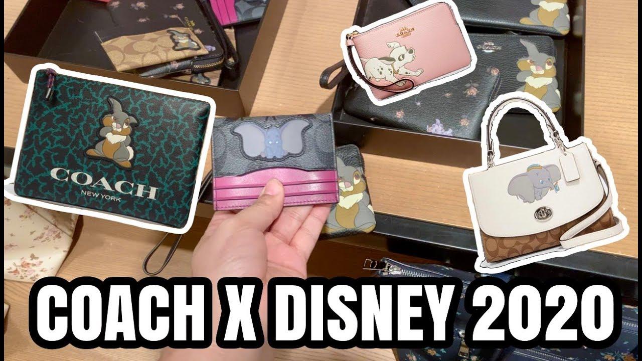 Coach X Disney Collection 2020 Youtube