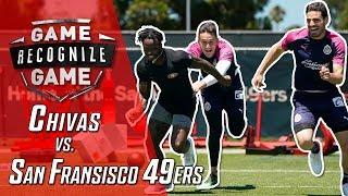 49ers vs Chivas Cross Sport Gauntlet