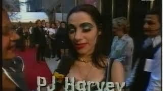 PJ Harvey Interview Europe Video Music Awards 7 sept 1995