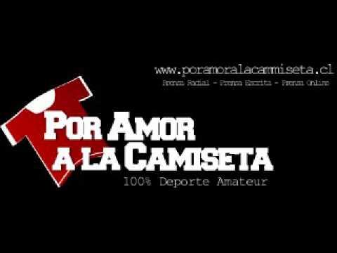 programa POR AMOR A LA CAMISETA lunes 8 de febrero