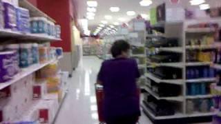 Target Toilet paper kid
