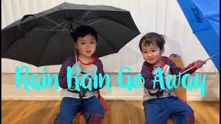Rain Rain Go Away // Sing Along Children Songs with CC-brothers // Track #11 // Nursery Rhymes