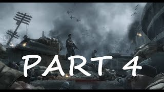 Call of Duty: World At War Walkthrough Gameplay Part 4- Mission 4-  Vendetta (PC)