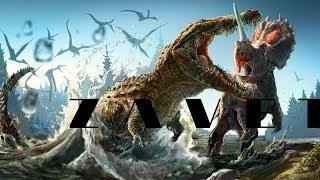 Доисторические монстры.Динозавры HD