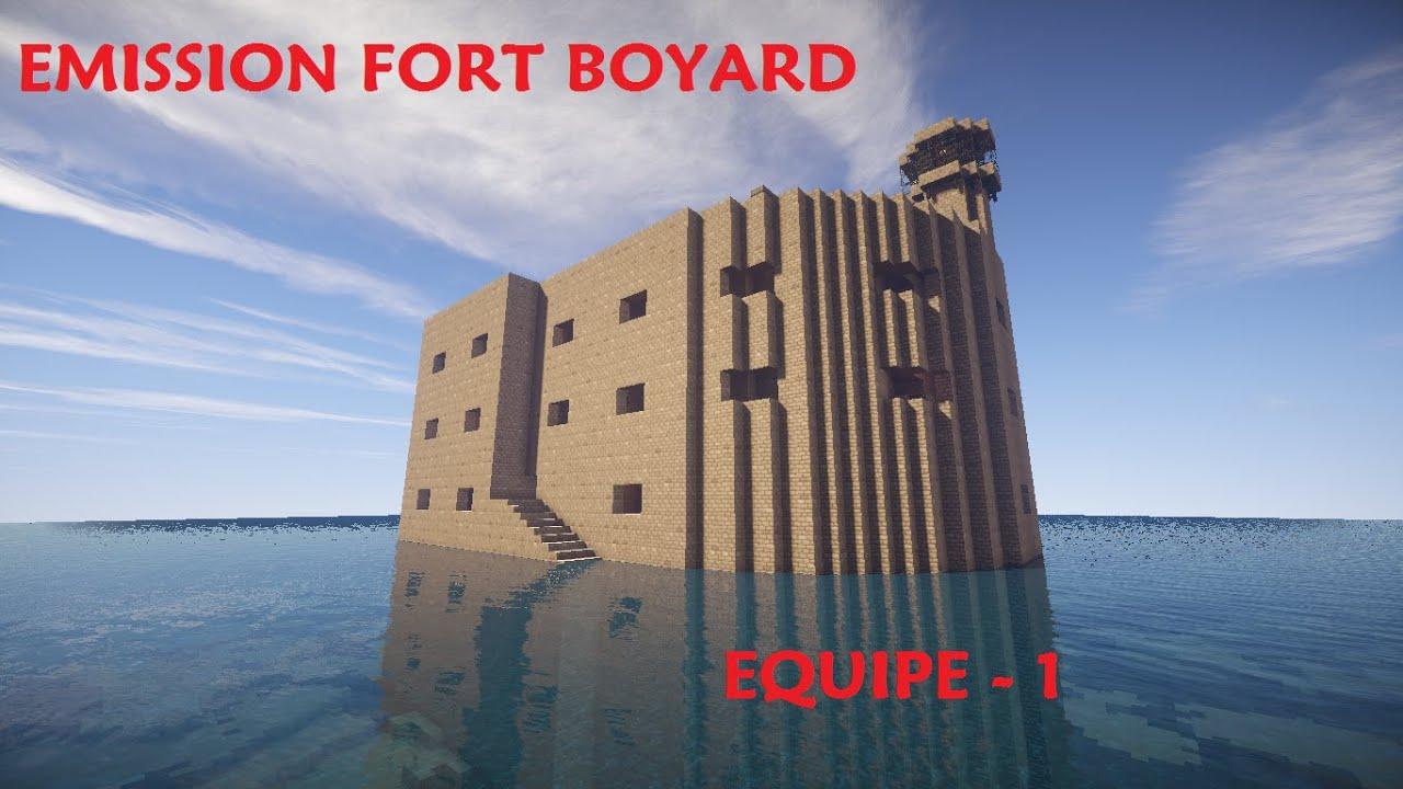 minecraft ford boyard