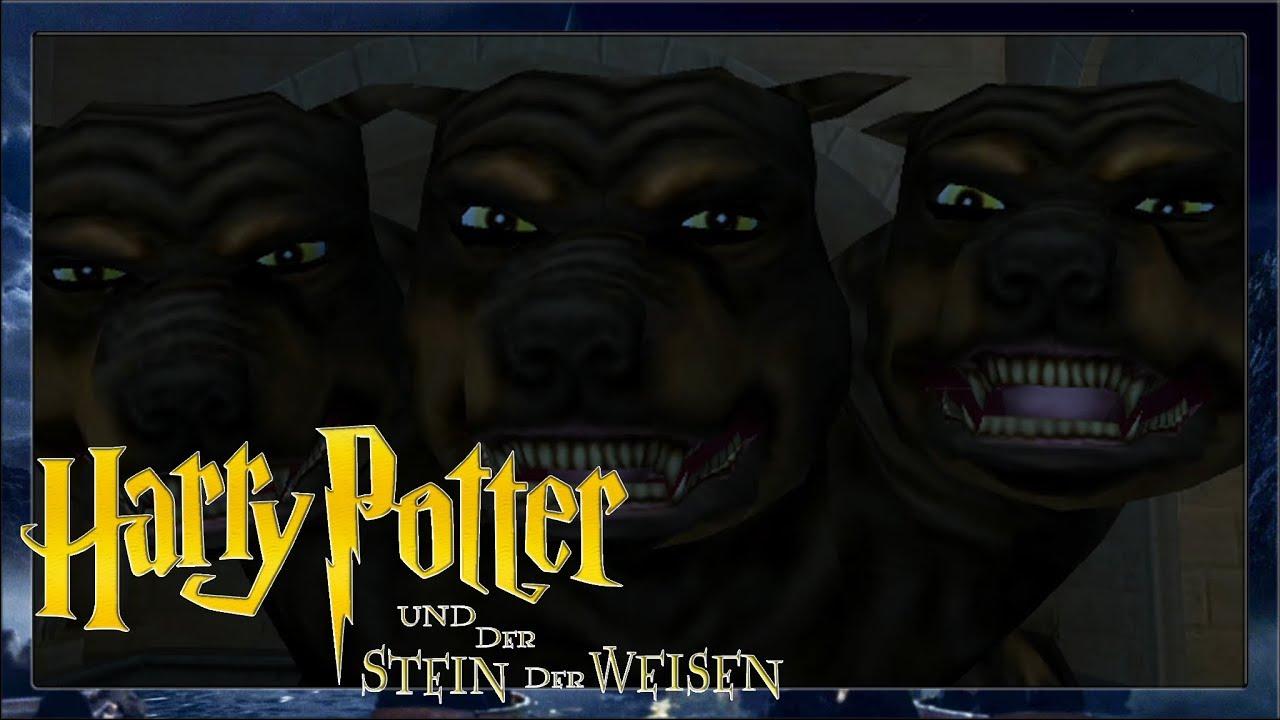 Ein Dreikopfiger Hund 4 Harry Potter Und Der Stein Der Weisen Let S Play Xbox Youtube