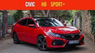 Honda Civic Hatchback Sport+ | Test 2019