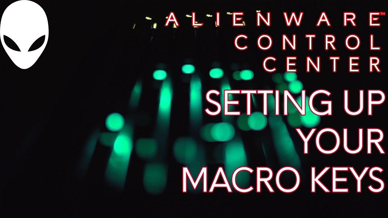 Setting Up Your Macro Keys | AWKD