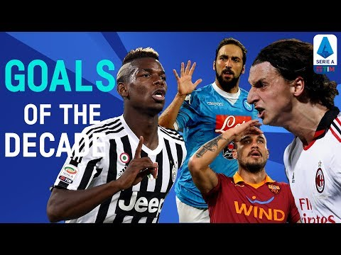 Here you have it: the best Serie A goals of the decade. There are some absolute bangers in here. Enjoy lads!