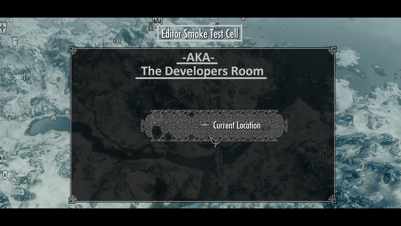 How to: Skyrim's Hidden Developers Room (PC ONLY) Skyrim All Map Locations Command on skyrim complete map, elder scrolls skyrim map locations, skyrim map no locations, skyrim mining locations map, skyrim solstheim map, printable skyrim map with locations, skyrim map locations revealed, skyrim sightless pit map, skyrim all locations discovered, skyrim map locations cheat, skyrim reveal all locations, skyrim map detailed, skyrim all shout locations, skyrim premium physical map, skyrim blackreach map, skyrim map with location of every, skyrim world map printable, skyrim map hd, full skyrim map locations,