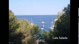Melhores Praias de Ibiza / Top Best Ibiza Beaches - 2015