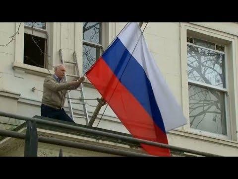 Kremlin readies response to expulsion of 23 Russian diplomats from UK