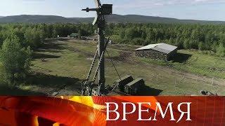 В Забайкалье на учения «Восток-2018» прилетел Владимир Путин.