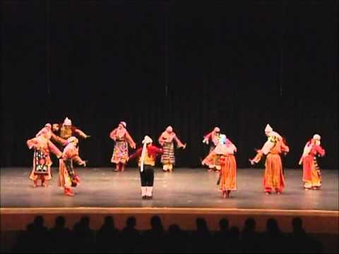Silifke Oyunlari Folk dance group Slance-VTR-silifke.wmv