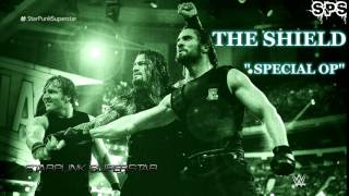 "WWE The Shield 1st Theme Song ""Special Op"" [Download Link]"