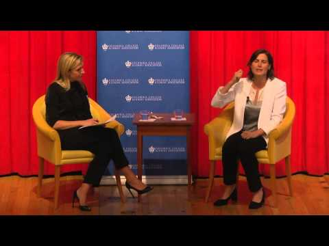 Columbia College Women Launch with Claire Shipman and Poppy Harlow