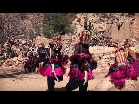 The Unsolved Mystery of the Dogon