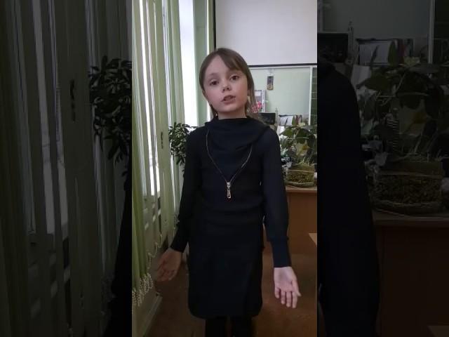 Изображение предпросмотра прочтения – ВалерияЗорина читает произведение «Послушайте! (Послушайте! Ведь, если звезды зажигают…)» В.В.Маяковского