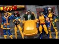 Marvel Legends PROFESSOR X & HOVER CHAIR Ultimate Riders X-Men Action Figure Review
