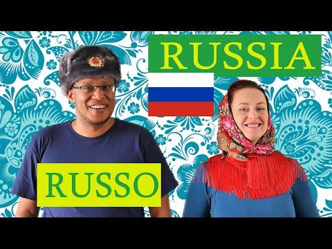 ROTA POLIGLOTA   Rússia e língua russa