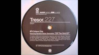 Octave One feat. Random Noise Generation - Off The Grid (Westlab Mix)