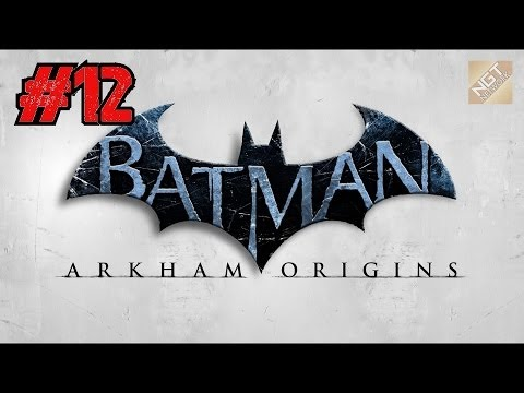 Batman; Arkham Origins Playthrough Ep.12 - Break Into the Gotham City Police Department?