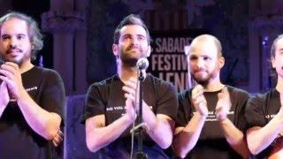 MAKING OF · LA FESTA FINAL al PALAU DE LA MÚSICA · JOAN DAUSÀ
