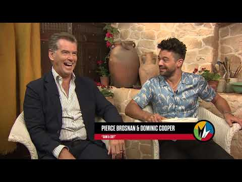 Mamma Mia: Here We Go Again: Sit Down With The Stars Featuring Matthew Hoffman– Regal Cinemas