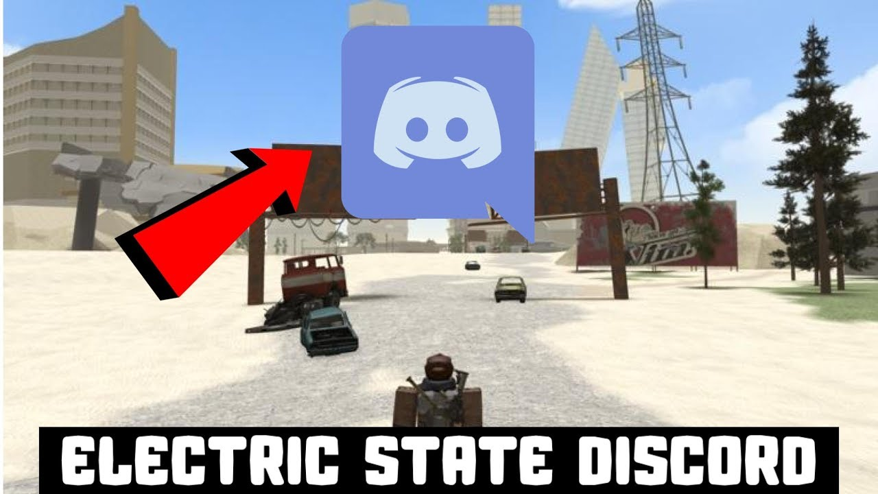 New Electric State Discord Youtube