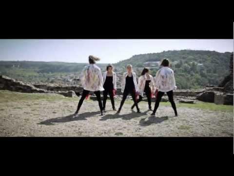 Stellamara - Prituri se planinata (nit grit remix) | choreography by Milly | THE CENTER