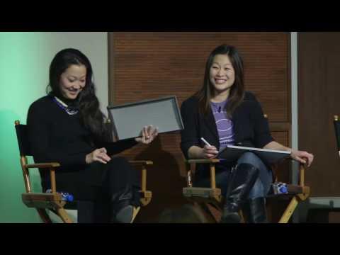 #MoveTheDial Panel   Siri Agrell, Janet Bannister, Jennifer Lee Koss, Abigail Slater, Eva Wong