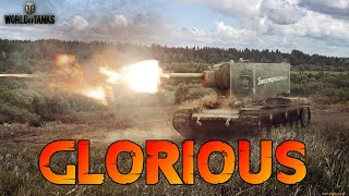 World of Tanks - Glorious
