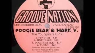POOGIE BEAR & MARK V. - FUNKIER - HARD HOUSE