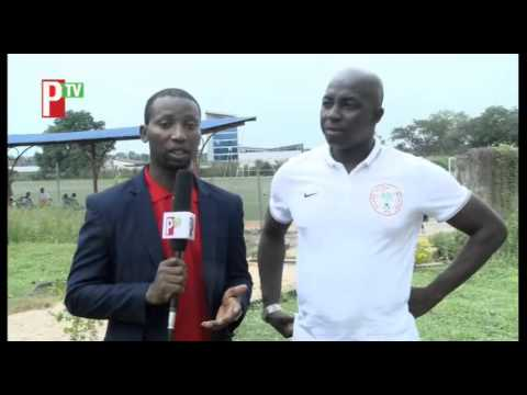 Interview With Siasia
