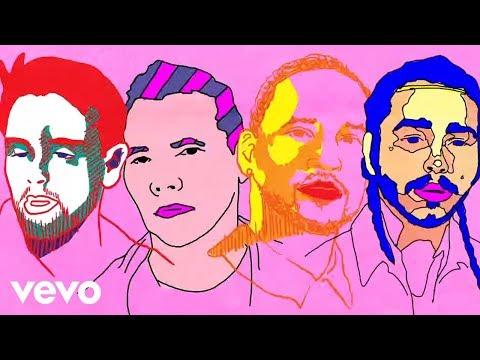 Tiësto & Dzeko ft. Preme & Post Malone - Jackie Chan (Official Lyric Video)