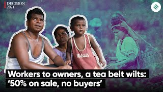 In West Bengal's Totapara from workers to owners, a tea belt wilts: '50% on sale, no buyers'