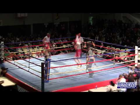 Brian Flynn vs Tariq Lynchwade At Fight Night 15, Feb 2 2013