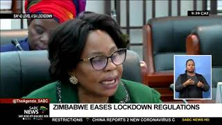COVID-19 Pandemic | Zimbabwe eases its lockdown despite WHO conditions