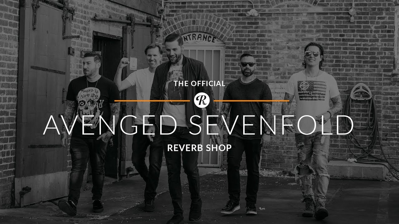 Avenged Sevenfold auctioning used gear for youth music charity